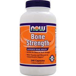 NOW Bone Strength 240 caps