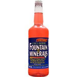 VITOL Colloidal Fountain of Minerals Cran-Aloe 32 fl.oz