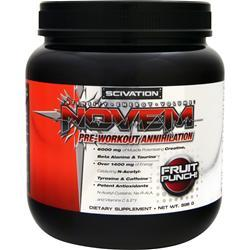 SCIVATION Novem Fruit Punch 388 grams