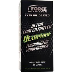 IFORCE Dexaprine - Ultra Concentrated Thermogenic Powerhouse 60 cplts