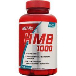 MET-RX HMB 1000 90 caps