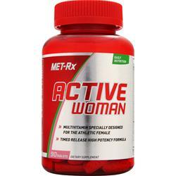 Met-Rx Active Woman 90 tabs