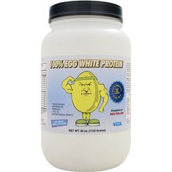 VITOL 100% Egg Protein Ice Cream Vanilla 40 oz