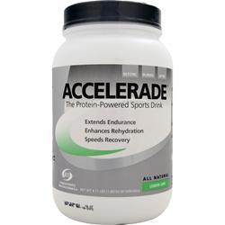 PACIFIC HEALTH Accelerade Lemon Lime 4.11 lbs
