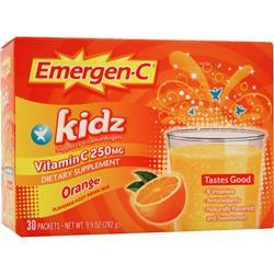 Alacer Emergen-C Kidz Orange 30 pckts