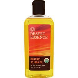Desert Essence Organic Jojoba Oil 4 fl.oz