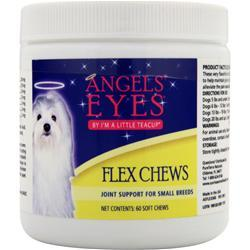 ANGELS EYES Flex Chews - Joint Support for Small Breeds 60 chews