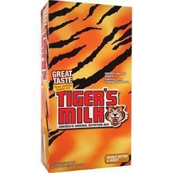Tiger's Milk Tiger's Milk Bar Peanut Butter & Honey 24 bars
