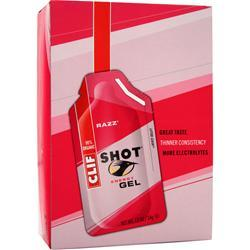 CLIF BAR Clif Shot Razz 24 pckts