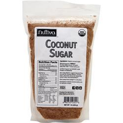 NUTIVA Coconut Sugar 16 oz