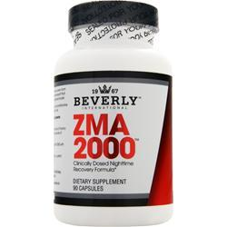 BEVERLY INTERNATIONAL Bev ZMA 90 caps