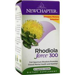 NEW CHAPTER Rhodiola Force 300 30 vcaps