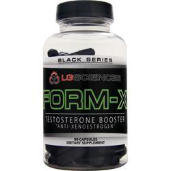 LG Sciences Form-X Testosterone Booster 90 caps