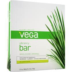 VEGA Vega - Vibrancy Bar Wholesome Original 12 bars