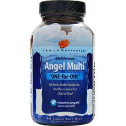 IRWIN NATURALS Angel Multi - One for One 60 sgels