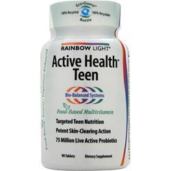 rainbow light active health teen multivitamin food based on sale at. Black Bedroom Furniture Sets. Home Design Ideas
