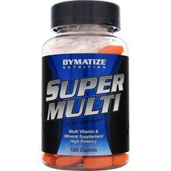 Dymatize Nutrition Super Multi 120 caps