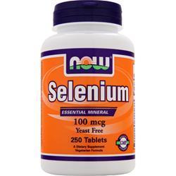 Now Selenium (100mcg) 250 tabs