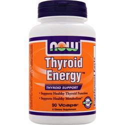 Now Thyroid Energy 90 vcaps