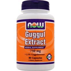 NOW Guggul Extract (750mg) 90 caps