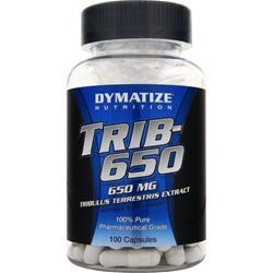 Dymatize Nutrition Trib-650  EXPIRES 5/16 100 caps