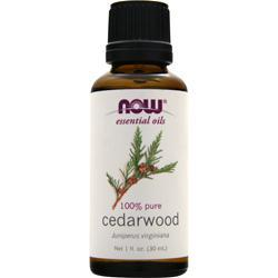 NOW Cedarwood Oil 1 fl.oz