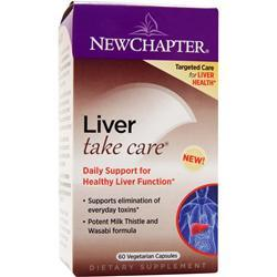 NEW CHAPTER Liver Take Care 60 vcaps