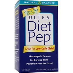 NATURAL BALANCE Ultra Diet Pep 120 tabs