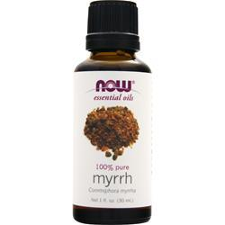 Now Myrrh Oil 1 fl.oz