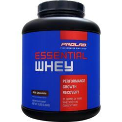 PROLAB NUTRITION Essential Whey Milk Chocolate 5 lbs