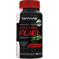 TWINLAB Yohimbe Fuel 8.0 100 caps