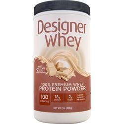 Designer Whey Designer Whey Protein Natural White Chocolate 2 lbs