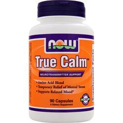 Now True Calm 90 caps