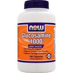 NOW Glucosamine 1000 180 caps