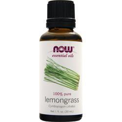 Now Lemongrass Oil 1 fl.oz