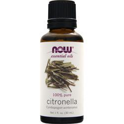 NOW Citronella Oil 1 fl.oz