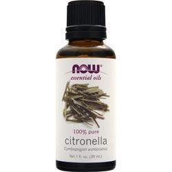Now Citronella Oil 1 fl.oz