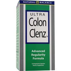 Natural Balance Ultra Colon Clenz 120 vcaps