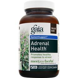 Gaia Herbs System Support - Adrenal Health 120 vcaps