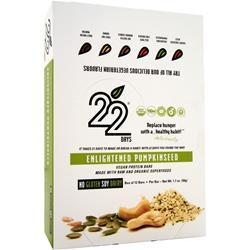 CO EXIST NUTRITION 22 Days Bar Enlightened Pumpkin Seed 12 bars