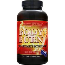 BODYSTRONG Body Burn V2 - The Ultimate Fat Burner 240 caps
