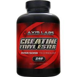 Axis Labs Creatine Ethyl Ester 240 caps