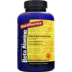 SportPharma Beta Alanine 180 caps