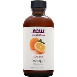 Now Orange Oil 4 fl.oz