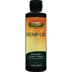MANITOBA HARVEST Hemp Oil Liquid Best by 10/14 12 fl.oz