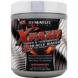 Dymatize Nutrition Xpand Power & Performance - 2X Muscle Igniter Watermelon .79 lbs