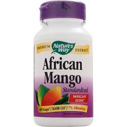 Nature's Way African Mango 60 vcaps