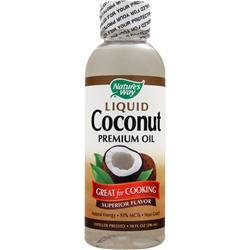 Nature's Way Liquid Coconut Premium Oil 10 fl.oz