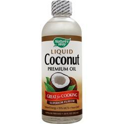 Nature's Way Liquid Coconut Premium Oil 20 fl.oz