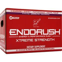 BSN Endorush Xtreme Strength RTD Grape Fix 12 bttls